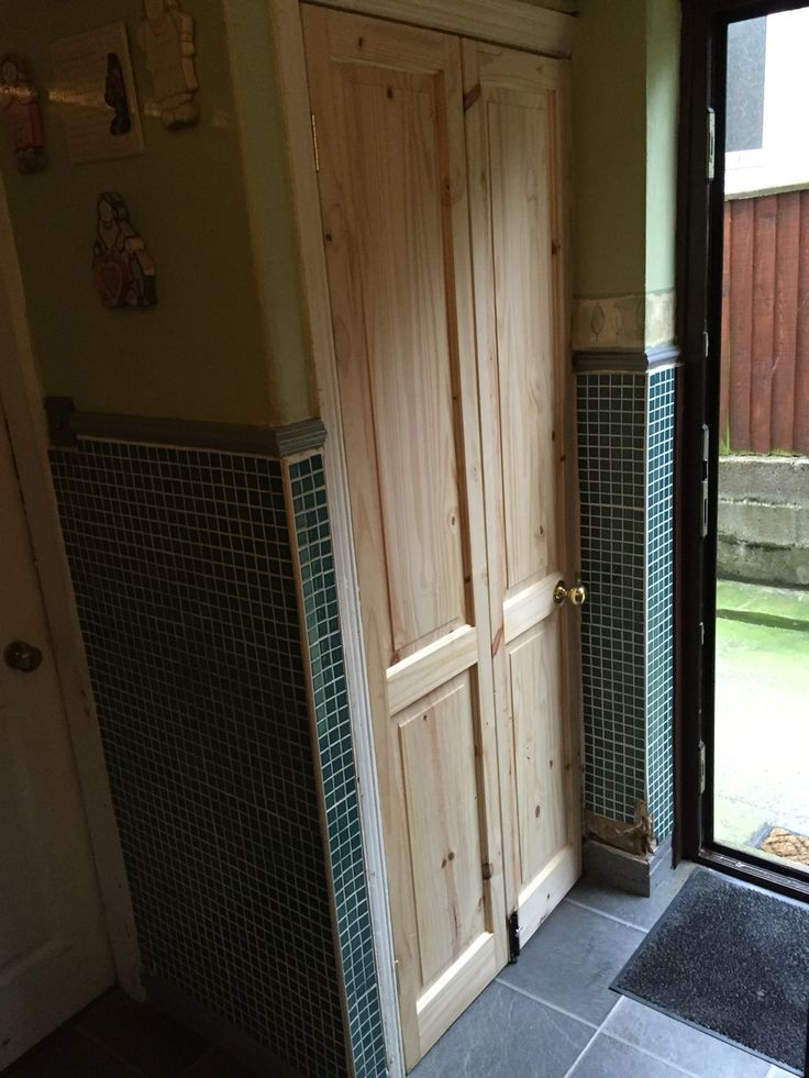 Doors installed by woodpecker joinery services