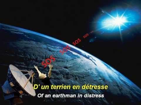 Daniel Balavoine - Sos D'Un Terrien En Détresse ( paroles /lyrics de Starmania - un opera rock de Michel Berger & Luc Plamondon ( Notre Dame de Paris )