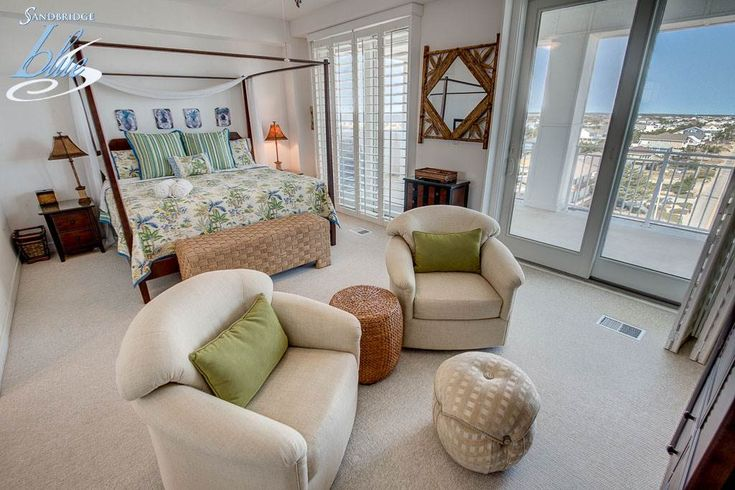 Sanctuary Penthouse has select weeks May through September discounted for up to $200 off! - Virginia Beach Vacation Rentals - Sandbridge Vacation Rentals