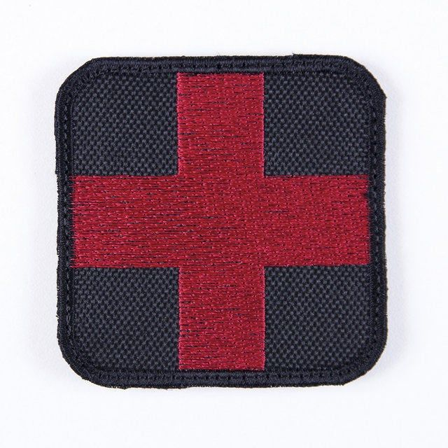 Molotov cocktail Patch 5 cm small size