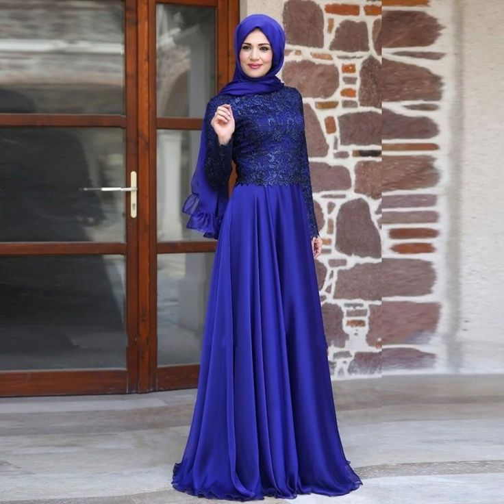 Dress prom night muslimah