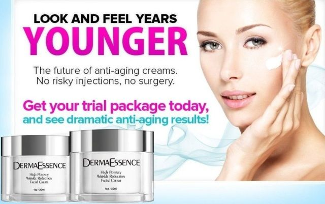 DermaEssence gives the skin the instant boost of collagen which helps the skin to feel moisturized and hydrated at all times