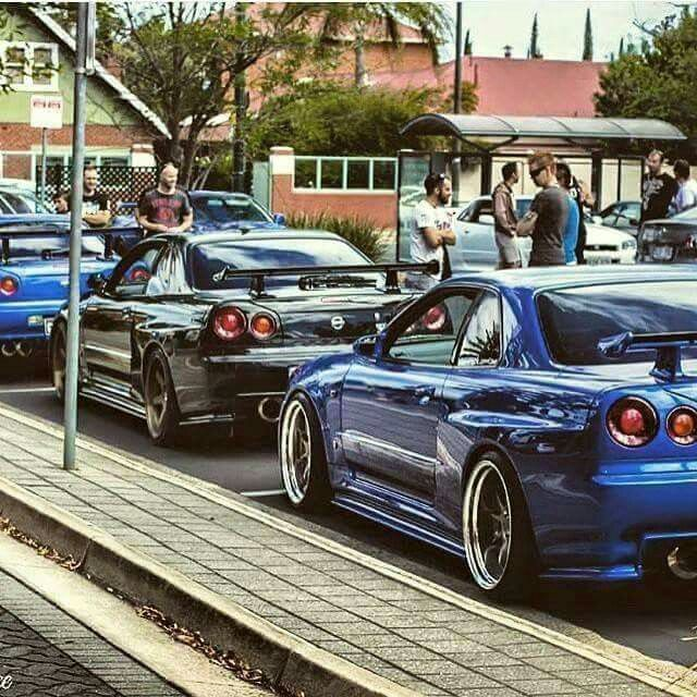 """419 Best Images About My Dream Girl """"nissan Skyline Gtr"""