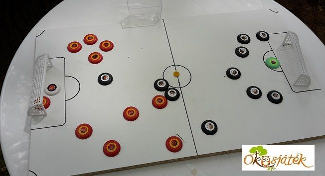 Mesterlogika házilag(Mastermind), vagy más néven színkereső-kódfejtő logikai játékKészíthetsz Mesterlogika játékot egy papírlap, íróeszköz és mondjuk M&M csokigolyók segítségével. Mi úgy játszottuk, hogy aki kitalálta a