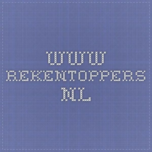 www.rekentoppers.nl