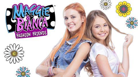Maggie & Bianca Fashion Friends - Il sito ufficiale della serie TV Maggie & Bianca in onda su Rai Gulp