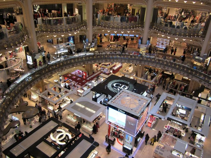 Interested in attending a free fashion show in Paris? This article tell you how to get reservations and attend a free fashion show in Paris at the Galeries Lafayette.