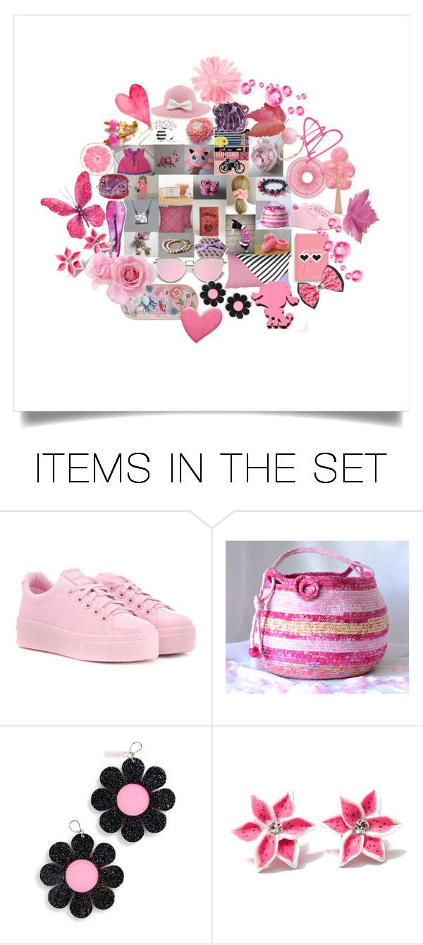 Sweet Finds on Etsy by crystalglowdesign on Polyvore featuring art