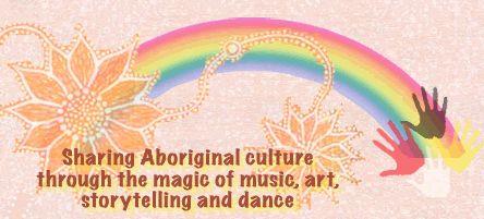 Aboriginal felt stories
