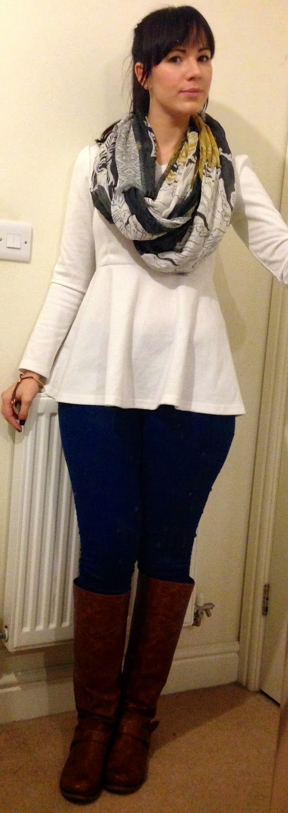 Nail Art and Random Things: Outfit Of The Day... 18th Feb 14
