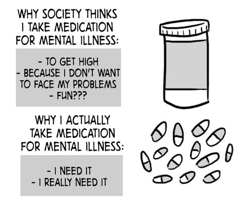 D D  #7 – Ending the Stigma of Taking Medication