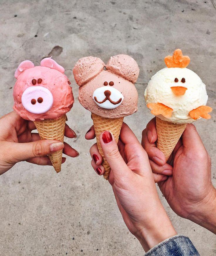 Eiswelt Gelato // dessert // Orange County