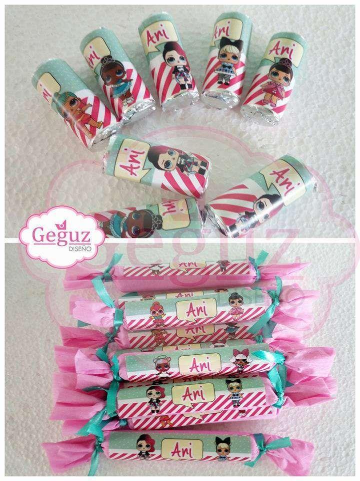 Lol Surprise Doll Birthday Party Ideas In 2019 Murphee S Birthday