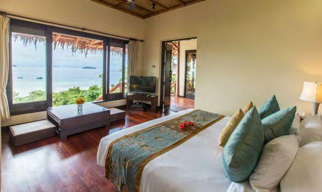 Phi Phi Island Village Resort finalises £3.7m refurbishment...