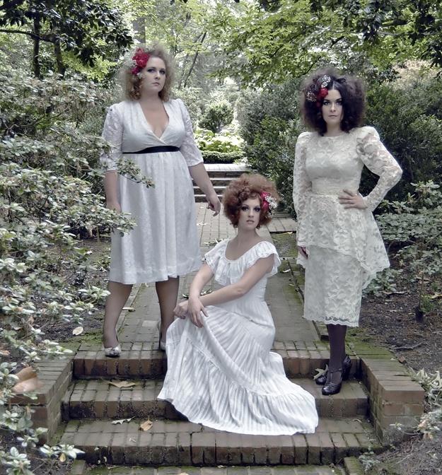 The Memphis Dawls Flower girl dresses, Victorian dress