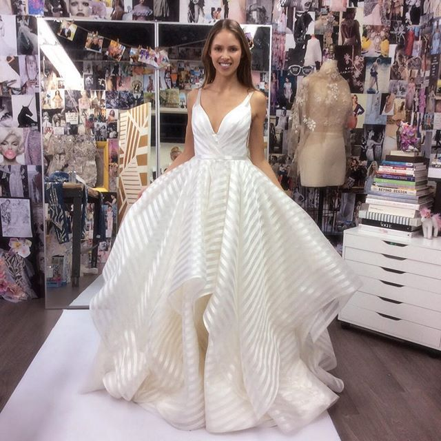 Bridal Fashion Week, Spring 2017, With Hayley Paige