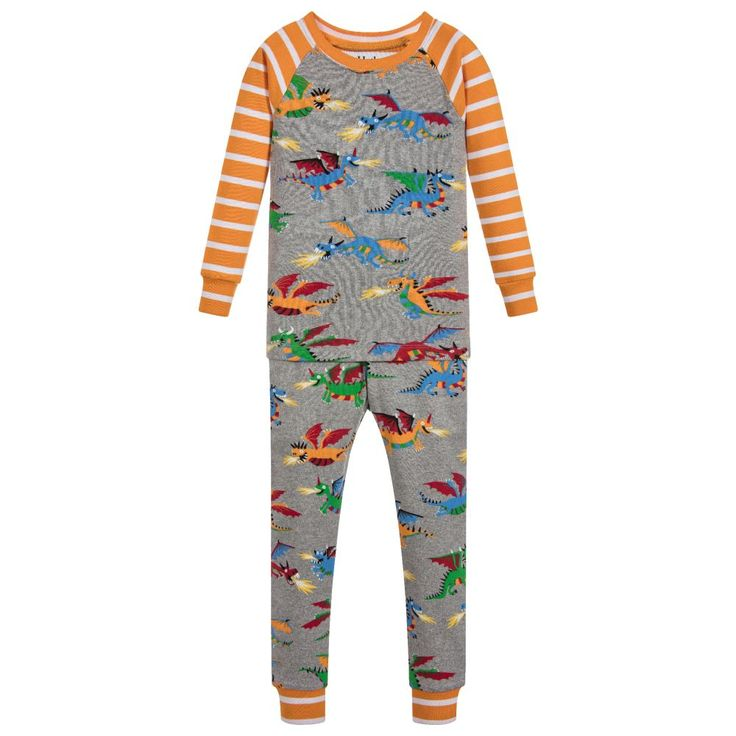 Boys Organic Cotton Pyjamas For Boy By Hatley Discover