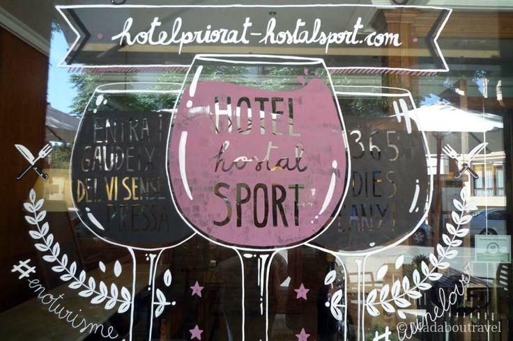 Hotel Hostal Sport Priorat Falset