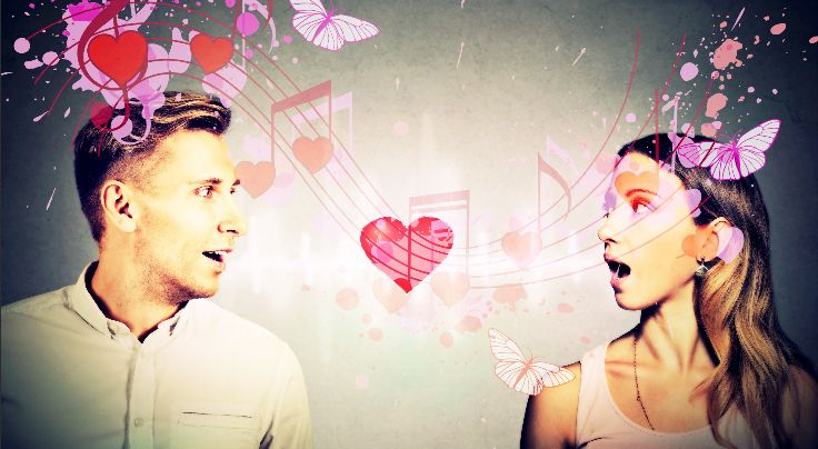 Experience true Soul Mate Connections with a Valentine's Special event: Song of the Heart.