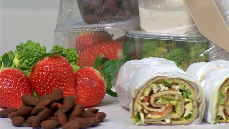Grove pannekaker til matpakken