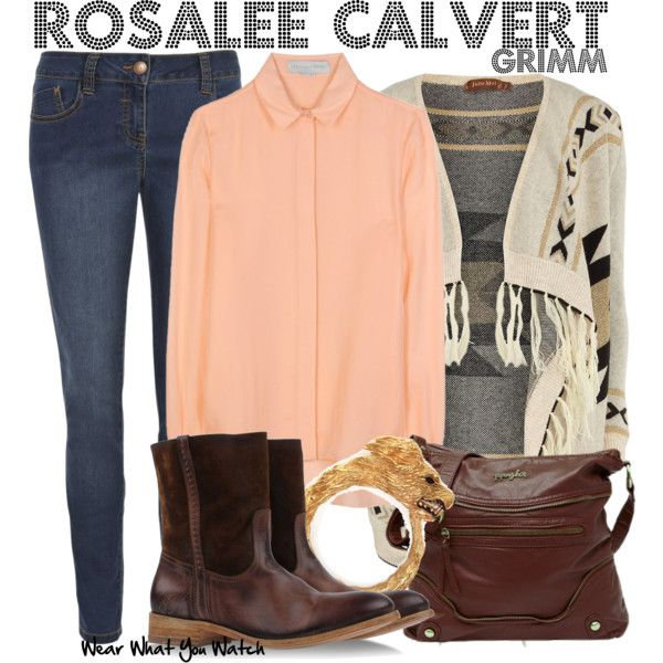 Inspired by Bree Turner as Rosalee Calvert on Grimm.: Inspiration Outfits, Grimm Rosale, Dreams Closet, Bree Turner, Calvert Outfits, Clothing Jewelry, Geek Outfits, Fandom Outfits, Clothing Inspiration