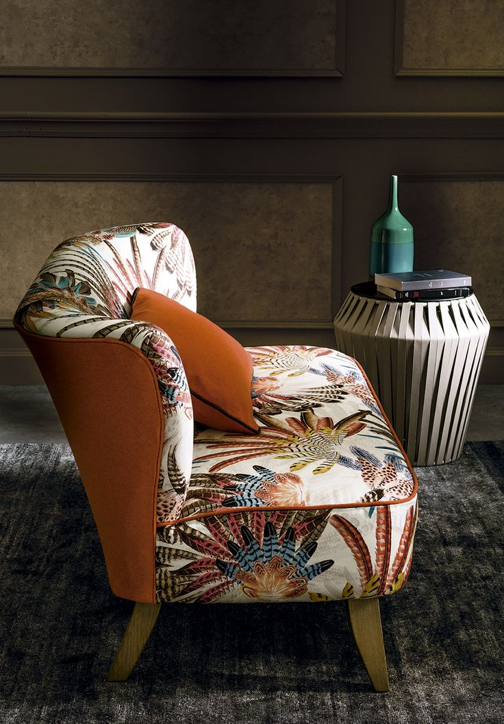 48 best telas para tapizar images on pinterest stripes - Telas rusticas para tapizar ...
