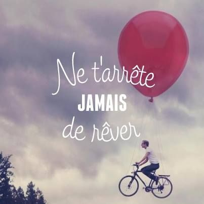 Ne t'arrête jamais de rêver ! Find a lot of #viralimages and #viralstories at ViralDojo.com