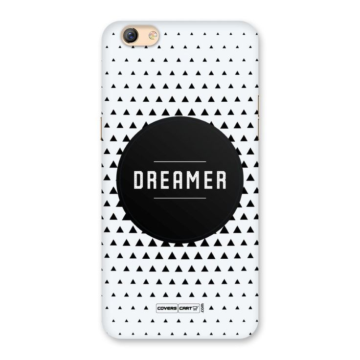 Dreamer Back Case for Oppo F3 Plus | Mobile Phone Covers & Cases in India Online at CoversCart.com