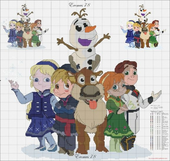 frozen gruppo baby (click to view)