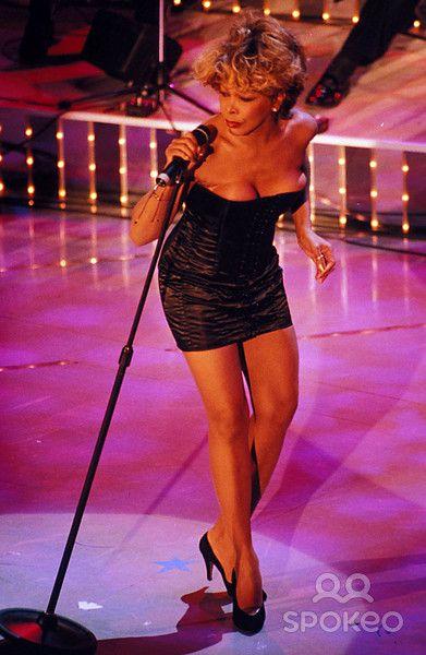 C/n-021634 Tina Turner Concert Remo Music Festival, Italy Photo: Mark Allan-alpha-Globe Photos Inc. Tina Turner