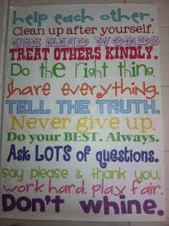 Vistaprint in the Classroom {Yes, Please!}... print large vinyl banners to hang in the classroom...  just pay shipping!  Any pdf file can be made into a banner!
