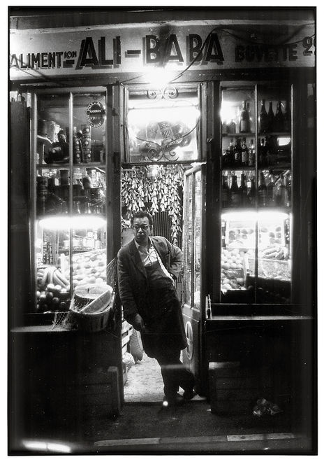 Willy Ronis, Rue de la Huchette