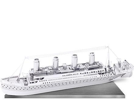 3D Metal Puzzles Model DIY Jigsaws Silver Ship Model Educational Toys for Kids Famous Shipwreck Titanic  http://playertronics.com/products/3d-metal-puzzles-model-diy-jigsaws-silver-ship-model-educational-toys-for-kids-famous-shipwreck-titanic/