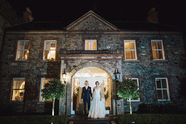 ballymagarvey village wedding civil ceremony - wedding dress cymbeline - the galice 0099