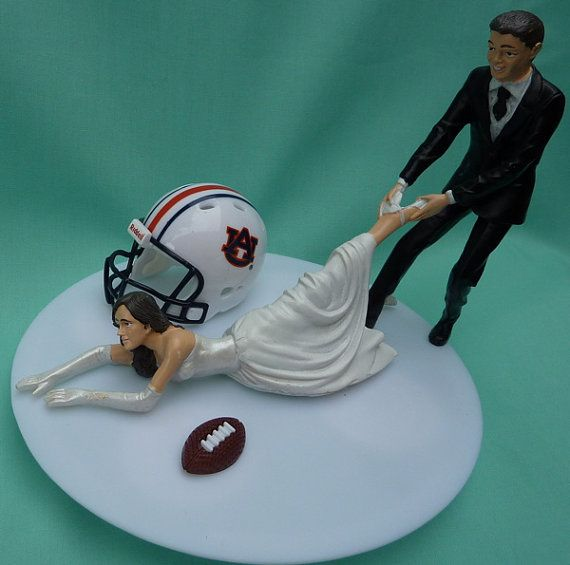 football wedding cake topper the world s catalog of ideas 14401