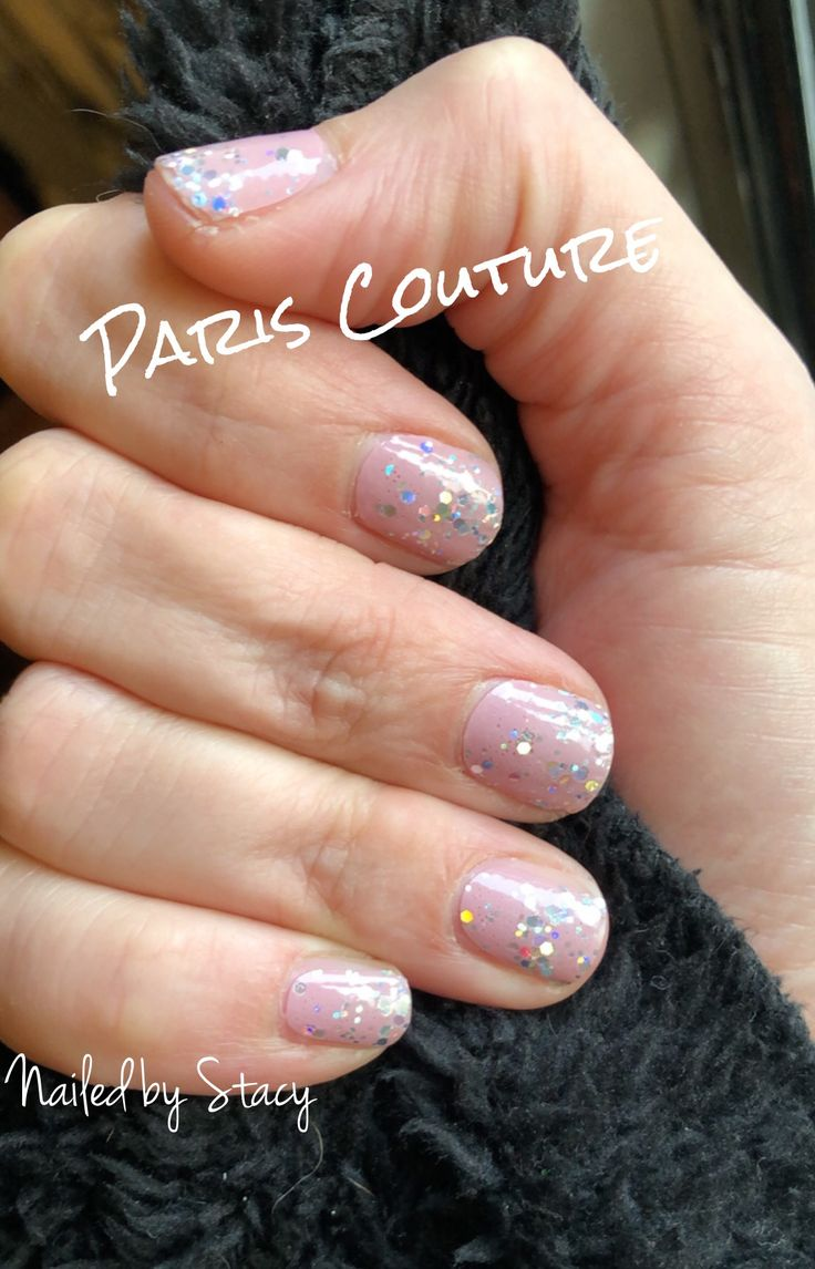 Color Street Paris Couture Nailed By Stacy In 2019 Color Street Color Street Nails Color