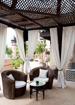 outdoor curtains ideas - Google Search