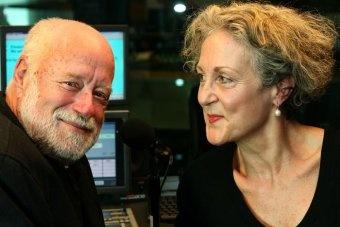 Elizabeth Farrelly and Phillip Adams