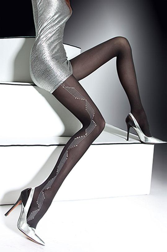 Panty Tessa 40 Den. Potencia tu lado femenino en cualquier ocasión. http://www.fashionlegs.es/32-panty-tessa-40-den.html