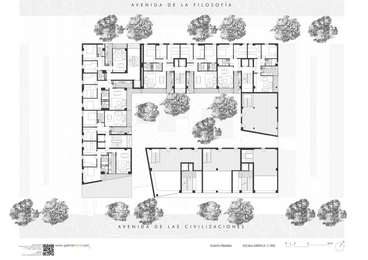 10 best Housing images on Pinterest | Social housing, Architects and ...