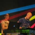 Terapie muzicală şi vizuală cu Above & Beyond la București