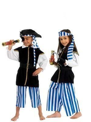 Детские карнавальные костюмы пират своими руками выкройки