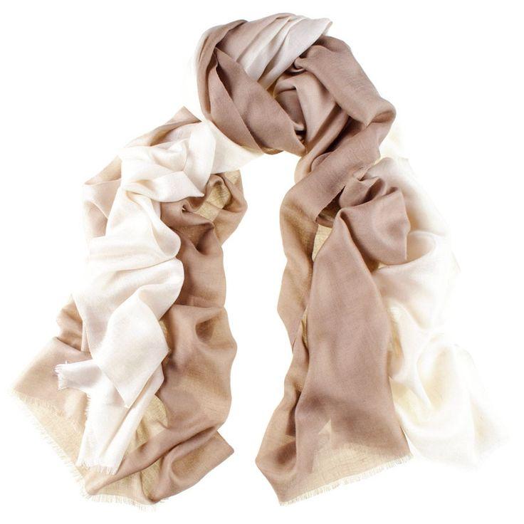 Cashmere Silk Scarf - Forgive 1 by VIDA VIDA ZiO3XWWURW