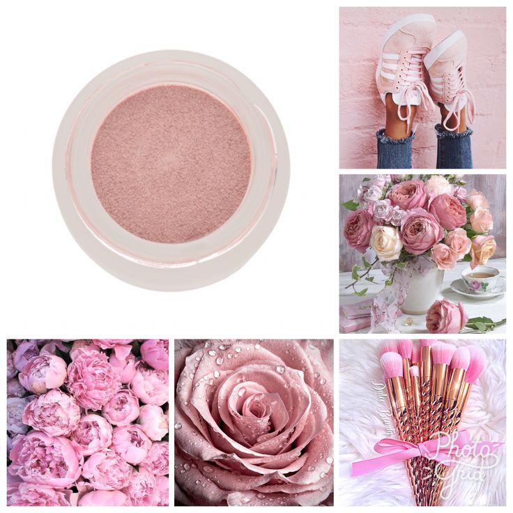 New Younique splurge eyeshadow, Jubilant- Dusty Rose xx