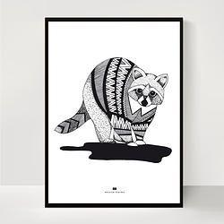 illustrationer, plakater, mosterkaren