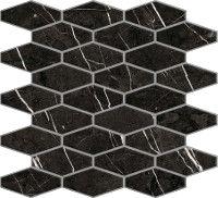 Porcelain tiles - Hati mosaic negro 31'8X29 cm. | Arcana Tiles | Porcelain tile | marble  inspiration | interior design