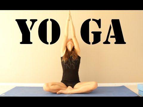 Yoga RESTAURATIVO | Día 6 #mega5semanas - YouTube