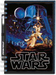 Star Wars Notebook & Pen