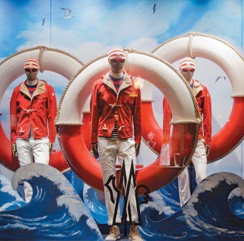throw us a lifebuoy, pinned by Ton van der Veer
