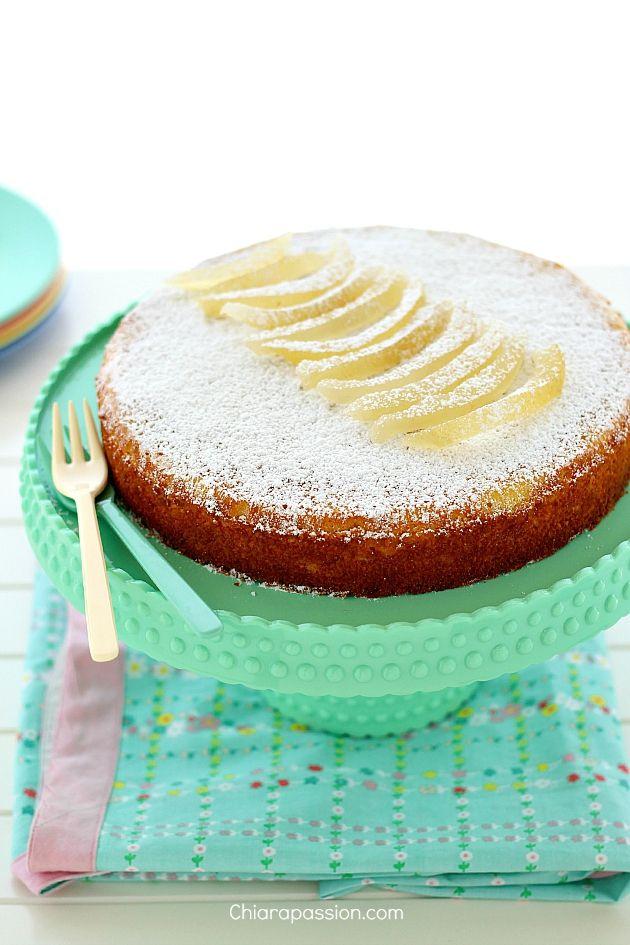 Recipe caprese cake caprese_al_limone, rice dk cake stand